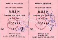 RUSH - Max Webster - 26/04/1979